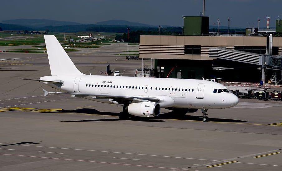 Louez Airbus A319 privé