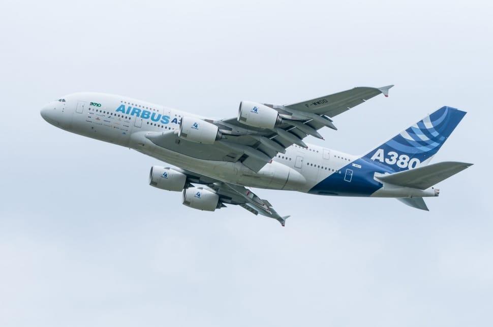 A380 au décollage