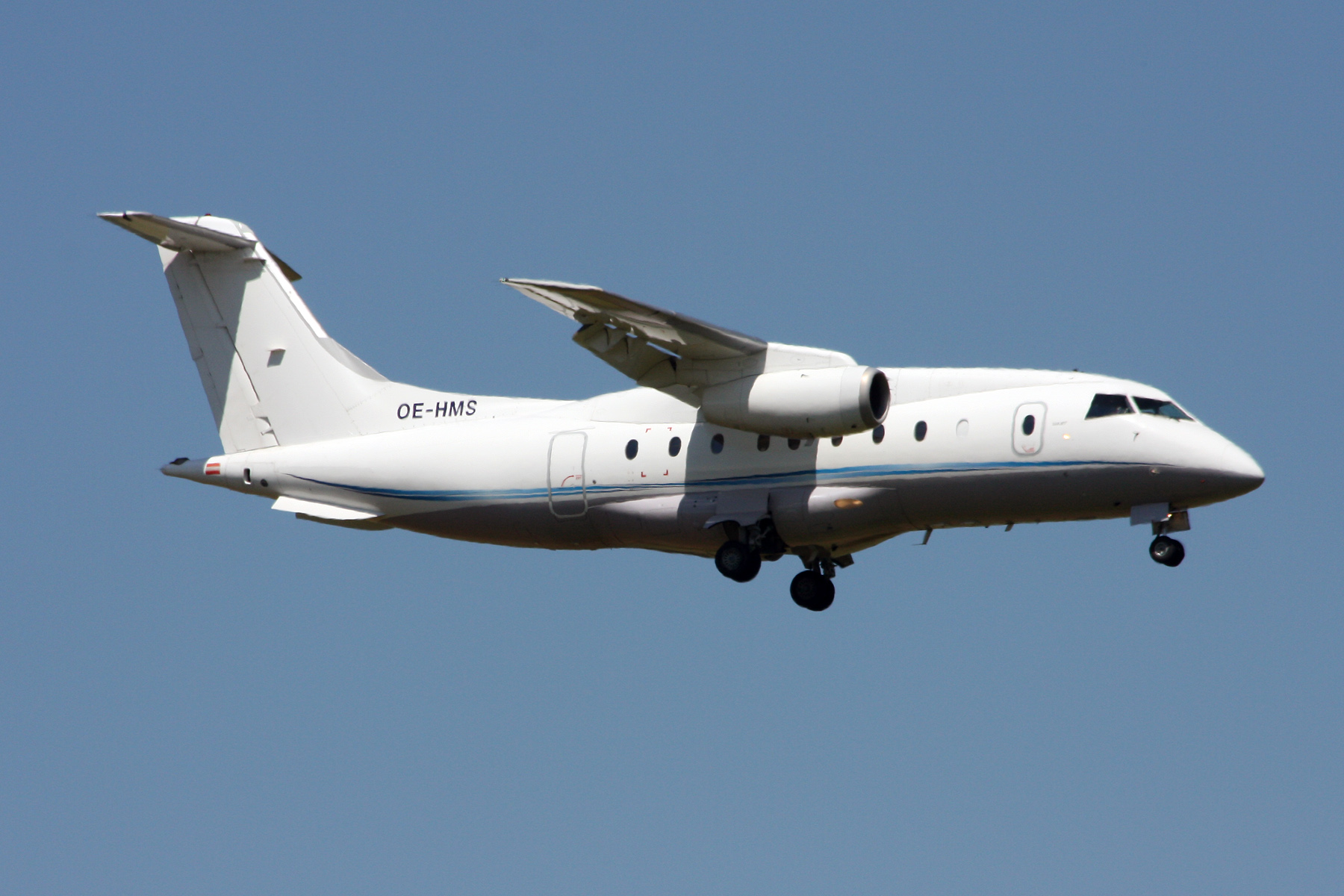 Location Jet privé Embraer Phenom 300 en vol