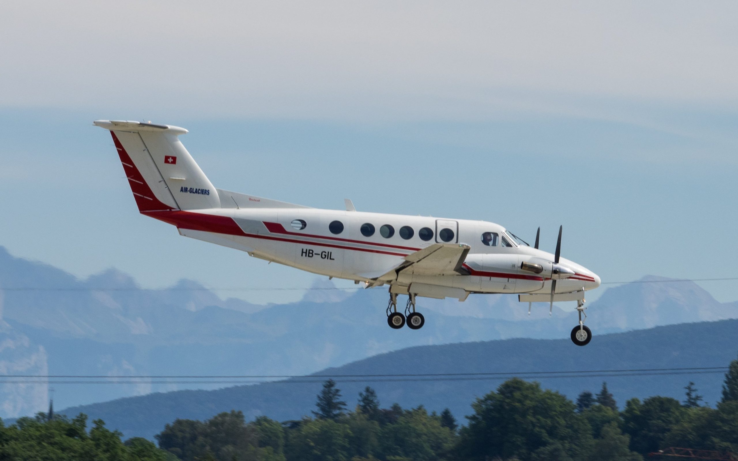 Louer Beech king Air 200