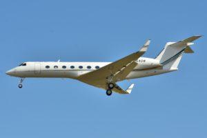 Location Gulfstream G550 jet privé