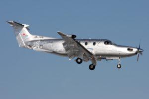 Louer un Pilatus PC12