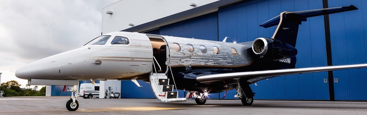 Embraer Phenom 100 en location