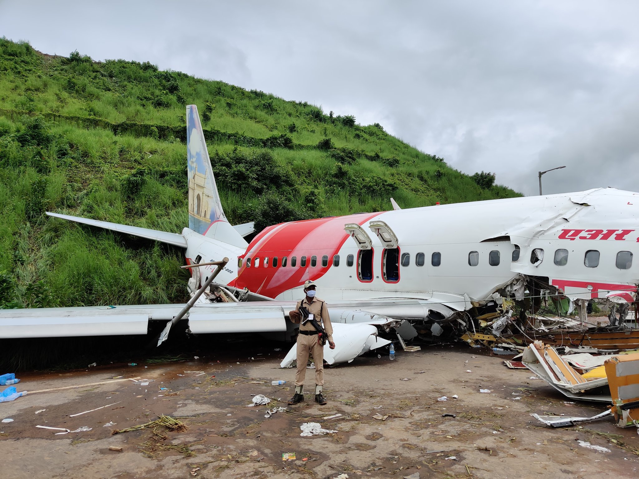 Air India Express Boeing 737 Crash