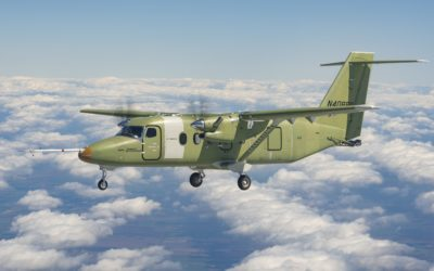 SkyCourier, the New Cessna' Utility Turboprop