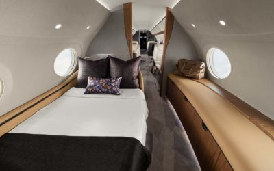 Gulfstream Improves Cabin Air Purification