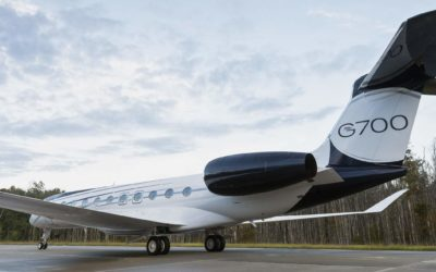 Gulfstream G700, The Private Jet that Revolutionizes Business Aviation