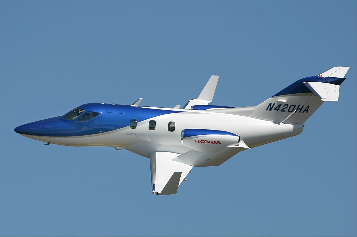Hire a HondaJet HA 420