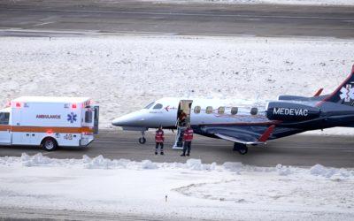 Embraer dévoile le Phenom 300MED pour les évacuations sanitaires