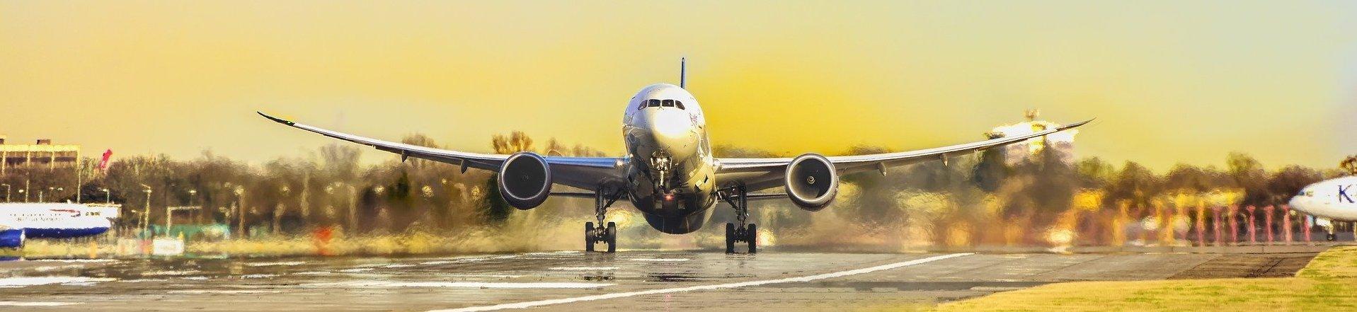 Affrètement d'une navette régulière en avion privé