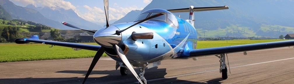 Louer un Pilatus PC-12