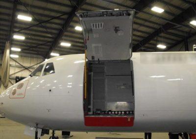Porte cargo de l'ATR42