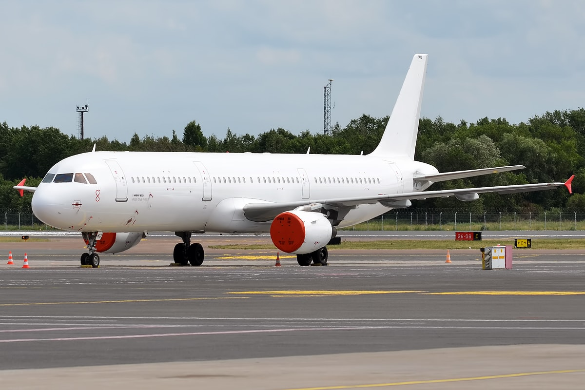 Airbus A321 for sale