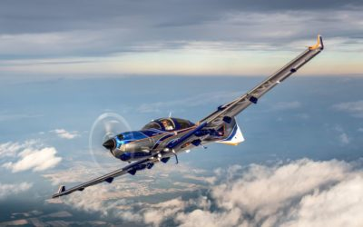 Diamond Aircraft Launches its DA50 RG with Retractable Gear