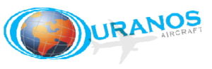 Logo of Ouranos, a Menkor Aviation's partner