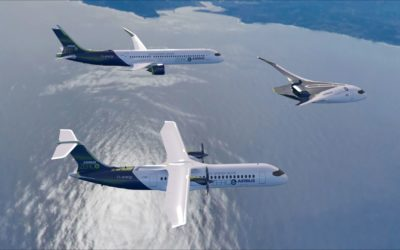 Airbus Unveils Concepts for Hydrogen-Powered Aircraft