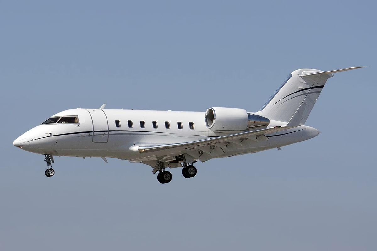 Bombardier 605 for sale