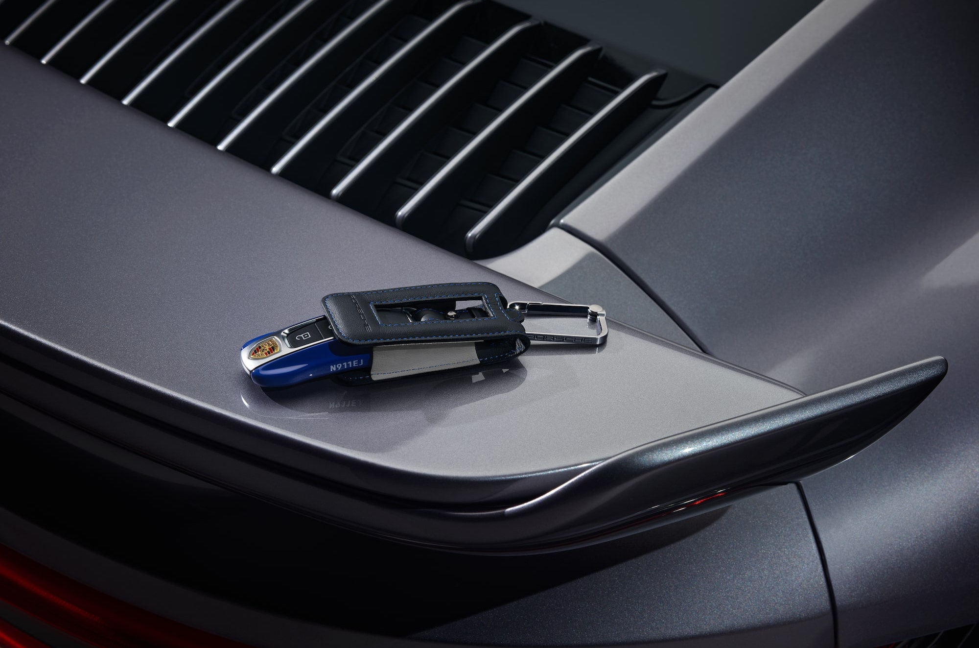 Keys of the Duet Porsche 911