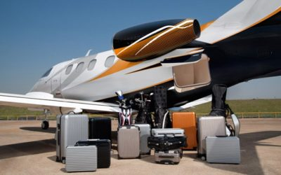 How much Luggage can I Bring on a Private Jet ?
