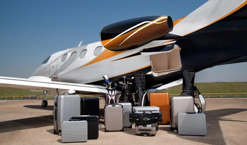 Phenom 300 luggage capacity