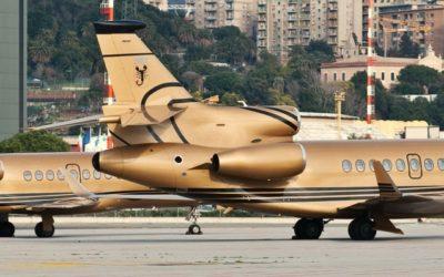Les jets privés les plus luxueux et les plus chers des footballeurs