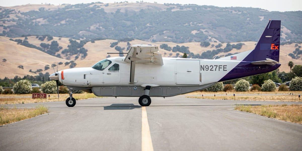 The autonomous Cessna C208 of Reliable Robotics