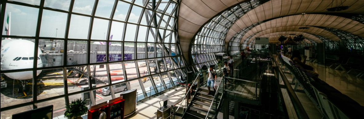 The Top 10 busiest airports in the world