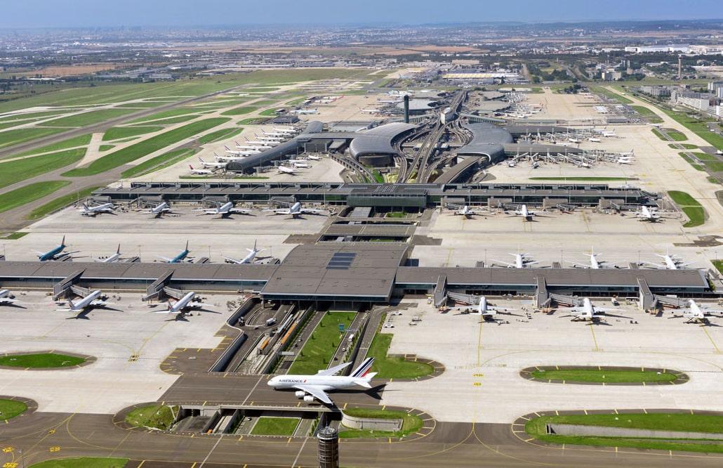 Paris Charles-de-gaulle CDG Airport
