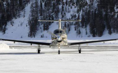 Les stations de ski en jet privé : 6 choses à savoir