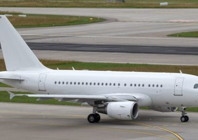 Location Airbus A318