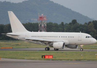 Louer un Airbus A318
