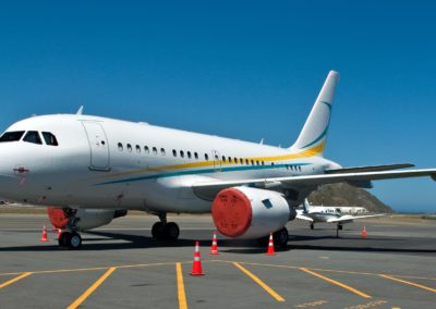 Charter an A318 with Menkor Aviation