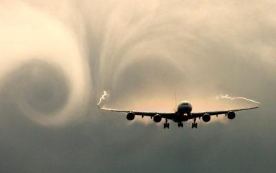 La turbulence de sillage