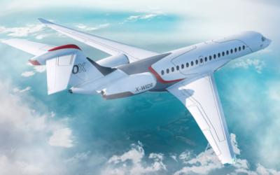 Falcon 10X The Private Jet that Revolutionizes Business Aviation